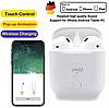 Беспроводные Bluetooth наушники DS-Pod 2 | Реплика Apple AirPods, фото 2
