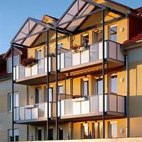 Балконные крыши Schüco, фото 1