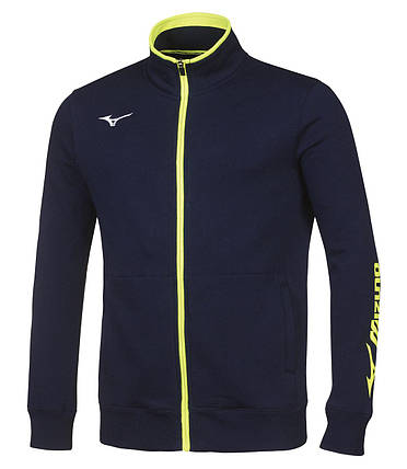 Толстовка Mizuno Sweat Fz Jacket 32EC7009-14, фото 2