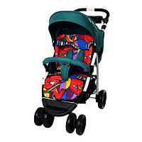 Коляска прогулочная с матрасом Baby Tilly Avanti T-1406 Green, КОД: 1306483