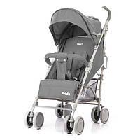 Коляска прогулочная Baby Tilly Pride T-1412 Light Grey, КОД: 1306488