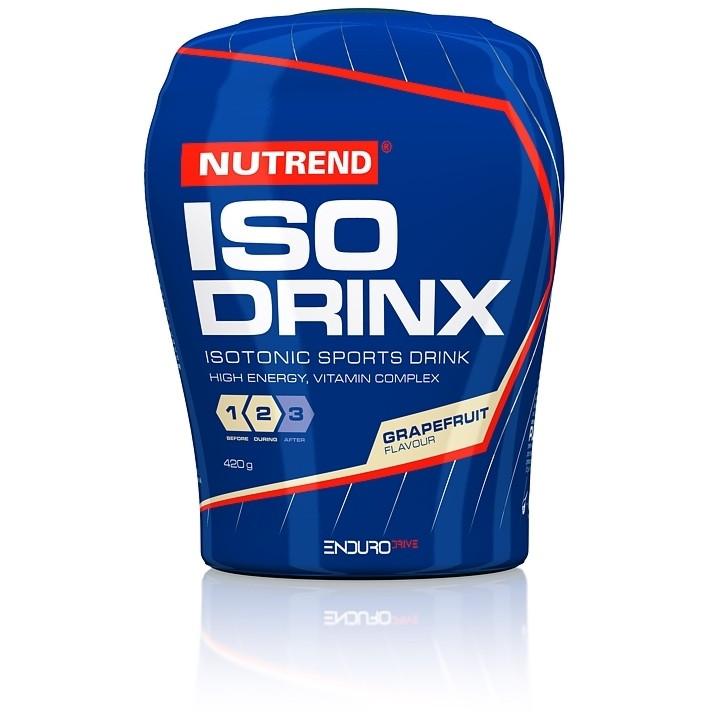 Витаминно-минеральный напиток Isodrinx (420 г) Nutrend - Интернет-магазин Ironsport в Киеве