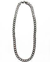 Мужская цепь из серебра Beauty Bar на 65 см панцирное плетение 86 грамм