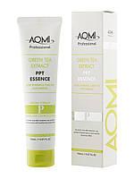 Эссенция для тонких волос Green Tea Extract PPT Essence, 150 мл
