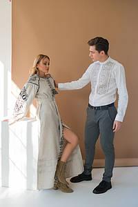 Вишиванки парні сукня і сорочка