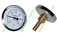 """Термометр для котла """"SD Plus"""" 0-120°C d=63mm L=40mm"""
