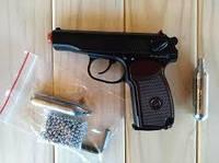 Пневматический пистолет kwc Макарова ПМ