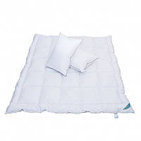 Двуспальное пуховое одеяло и две пуховые подушки ARDA комплект