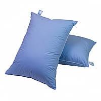 Подушка для сна из лебединого пуха 50х70 см.