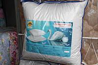 Подушка для сна из лебединого пуха 70х70 см