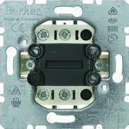 Выключатель одноклавишный 3-полюсный (механизм) 16АХ/400В Berker, фото 1