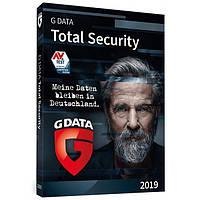 G Data TotalProtection 1 рік 10 ПК, Електронна ліцензія