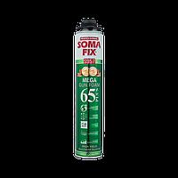 Пена монтажная SomaFix MEGA 850 мл/65л