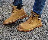 Ботинки 40,41, 42 размеры мужские зимние Superme М0140, фото 2