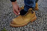 Ботинки 40,41, 42 размеры мужские зимние Superme М0140, фото 3