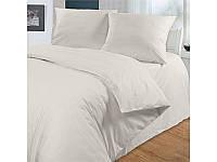 Двуспальный комплект постельного белья белого 100%