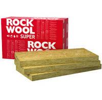 Базальтовая плита Rockwool SUPERROCK