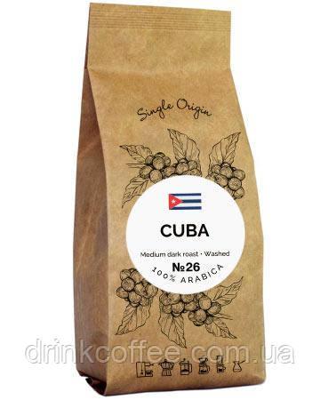 Кофе Cuba, 100% Арабика, 1кг