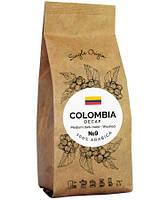 Кофе Colombia Decaf, 100% Арабика, без кофеина, 1кг