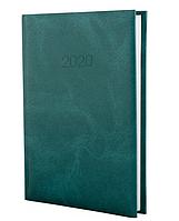 """Щоденник А5 """"Economix"""" датований 2020 Marble зелений E21608-04"""