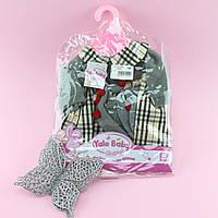 60-55 Одежда для кукол Baby Born в кульке, 21-31-1см