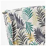 IKEA STRANDMON Кресло, Гиллхов многоцветный  (403.598.55), фото 4