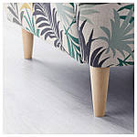 IKEA STRANDMON Кресло, Гиллхов многоцветный  (403.598.55), фото 5