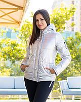 Куртка женская / плащевка, холлофайбер 200 / Украина 47-2278, фото 1
