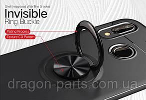Чехол Focus с кольцом для Samsung Galaxy A70, фото 2
