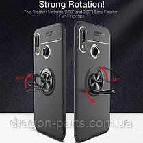 Чехол Focus с кольцом для Samsung Galaxy A70, фото 3