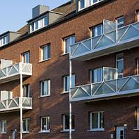 Пристраиваемые балконы Schüco