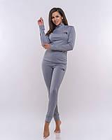 Женский термо костюм / термокомпрессионная на флисе / Украина 47-2280, фото 1