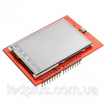 "Плата расширения Arduino 2,4"" TFT  ЖКИ"