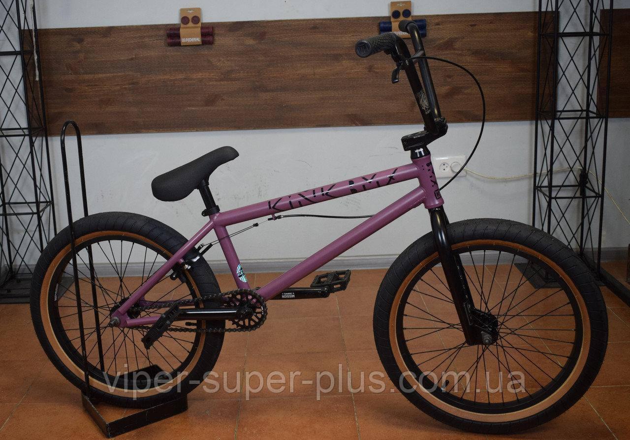 """BMX велосипед 20"""" KINK LAUNCH 2020"""
