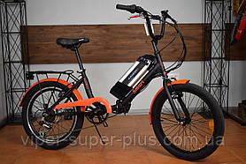 """Электровелосипед 20"""" Smart XF06/900 300W/36V"""