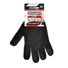 Перчатки Stark Black двойные