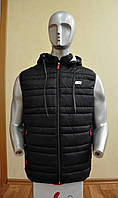 Мужская спортивная теплая жилетка Nike, Найк, осень 2015