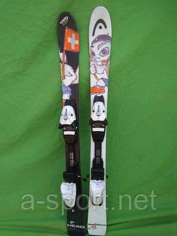 Гірські лижі бу Head spartacuche 97 см  для карвінгу