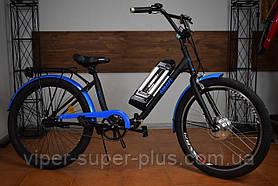 """Электровелосипед 24"""" Smart XF04 300W/36V"""