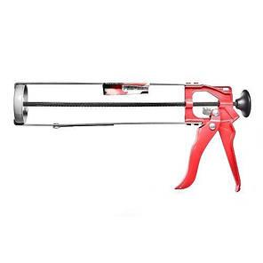 Пистолет для герметика рамочный Stark 225 мм усиленный, фото 2
