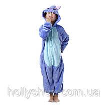Детская Пижама кигуруми Футужама Стич, фото 2
