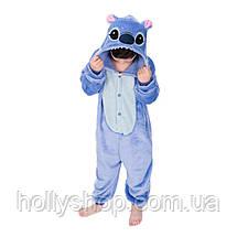 Детская Пижама кигуруми Футужама Стич, фото 3