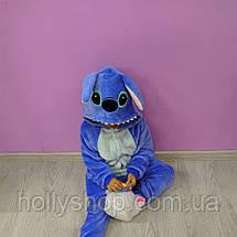 Дитяча Піжама кигуруми Футужама Стіч, фото 3