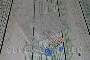 Органайзер для бисера 28 ячеек