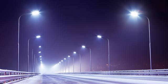дешевые уличные светодиодные фонари