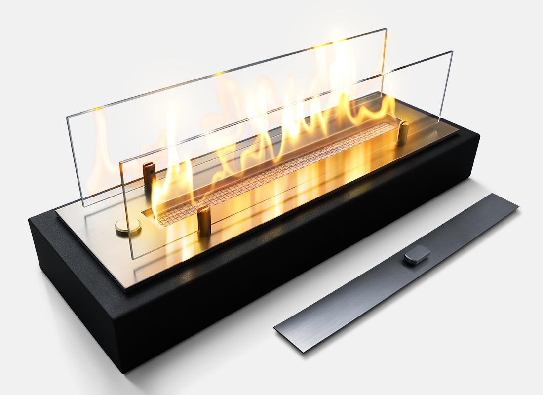 Топливный блок в корпусе Gloss Fire Алаид Style 600-К-С2