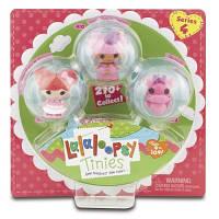 Набор с куклами КРОШКАМИ LALALOOPSY -  МОДНЯШКИ (2 куклы, питомец)
