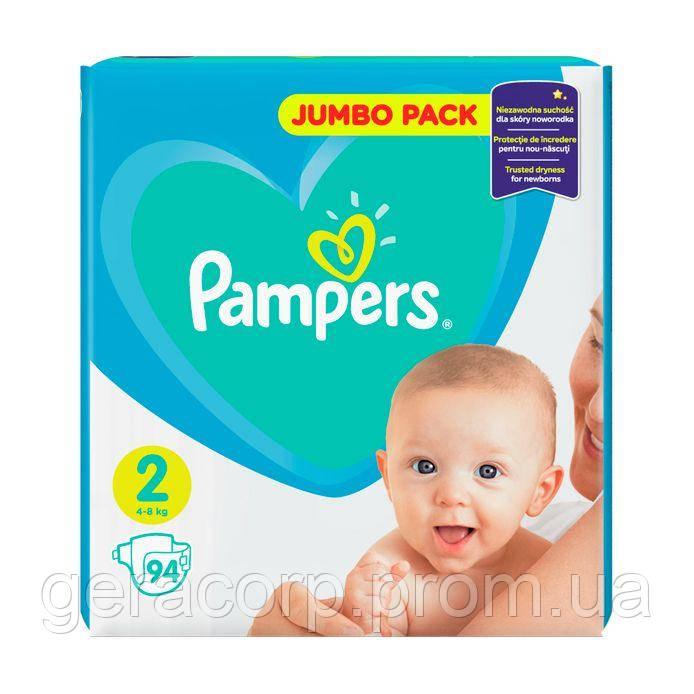 Подгузники Pampers Active baby 2/94 шт