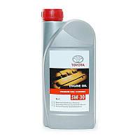 Оригинальное моторное масло TOYOTA  Premium Fuel Economy 5W30 (1л) (EU)