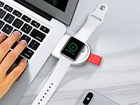 Беспроводное зарядное устройство для Apple Watch Portable Magneric iWatch Charger